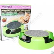 Когтеточка для кошек Мышелов фото