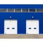Ворота промышленные DoorHan (2000*2000 мм) фото