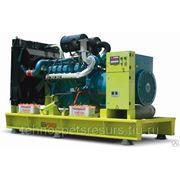 Дизельная генераторная установка GenPower GDD 345 фото