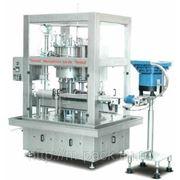 Производство продуктов питания Автоматический моноблок – Наполнитель – Укупорочная машина фото