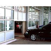 Привод д/авт. гаражных ворот секционных DH-350, со встроен. р/приемником, Пульты, Россия фото