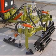 Агрегаты для обработки почвы в междукустовой полосе фото