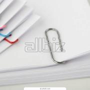 Оптовая поставка бумаги для печати фото