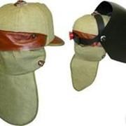 Каска-каскетка ПРЕСТИЖ ( Ампаро ) для сварщиков фото