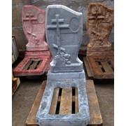 Памятники из декоративного высокомарочного бетона имитация под натуральный камень то производителя киев и область фото
