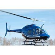 Вертолет Bell 206B3 фото