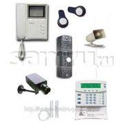 Установка видеодомофонов и видеонаблюдения фото