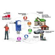 GSM Контроль за состоянием любой недвижимости.