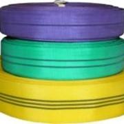 Ленты для чехлов круглопрядных строп фото