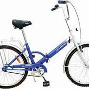 """Велосипеды 24"""" NOVATRACK складной арт. Х9204 фото"""