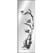 Обработка пескоструйная на 1 стекло артикул 10-18 фото