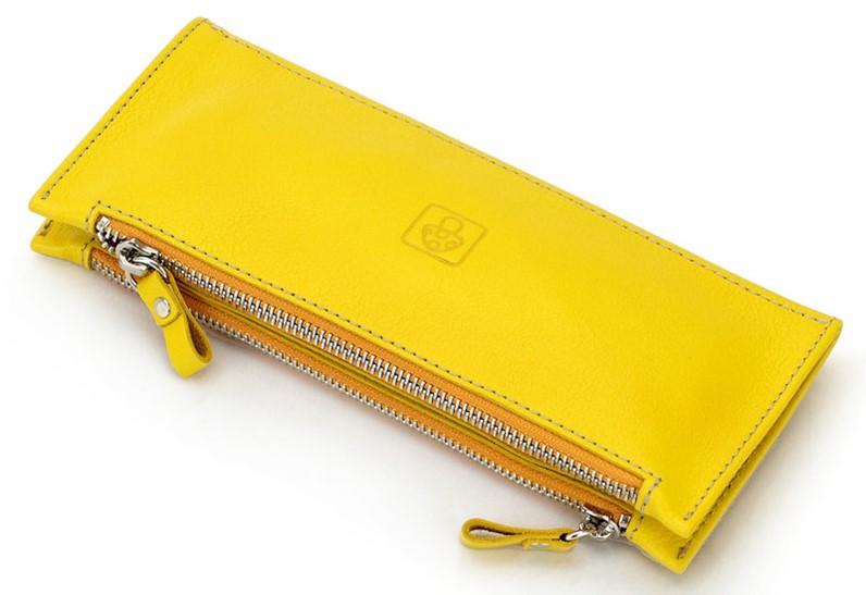 4de2f731d5fe Кожаный кошелек Бетти (жёлтый) в Санкт-Петербурге (Аксессуары из ...