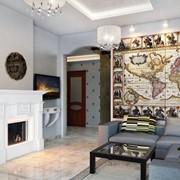 Разработка дизайн-проектов домов фото