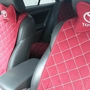 Авточехлы(без ушко) на сидения