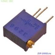 Резистор подстроечный 3296X 20K фото