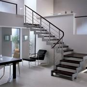 Интерьерные и чердачные лестницы Rintal фото