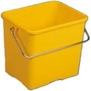 Ведро Виледа желтый 6л фото