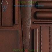 Echo Wall Sconce 204320-1000 Hubbardton Forge, настенный светильник фото