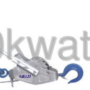 Лебедка ручная рычажная Torin GLZ-B-1540 (г/п 770 кг, длина троса 5.6 м) фото