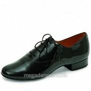 Обувь мужская для танцев стандарт модель Оксфорд фото