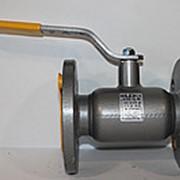 Кран шаровый фланцевый ЛД Ду200 Ру16 фото