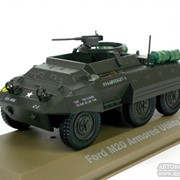 Автоминиатюра Ford M20 Armored Utility Car ATLAS Military