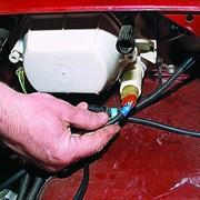 Жгуты проводов для легковых автомобилей фото