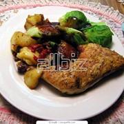 Блюда вторые фото