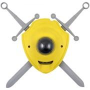 Дизайнерская телекамера Щит и меч фото