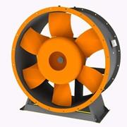 Вентилятор осевой ВО 25-188-11,2-4 фото