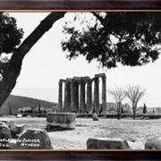 Картина Храм Зевса Олимпийского, Неизвестен фото