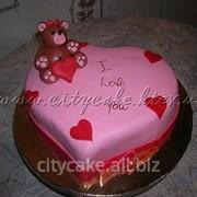 Торт подарочный №39 код товара: 14519 фото