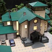 Макеты домов фото