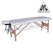 Массажный стол Dfc Nirvana Relax (Cream) фото