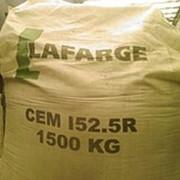Цемент LAFARGE фото