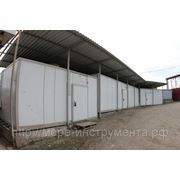 Холодильная камера в аренду, объём - 120 куб. м, площадь - 52 кв. м фото