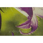 Фото на холсте с печатью экосольвентными чернилами с услугой монтажа фото