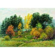 Живопись, пейзаж, современное искусство, советское искусство, масляная живопись фото
