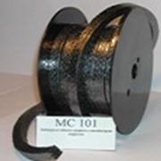 Набивка из плетеного гибкого графитового волокн МС101 фото