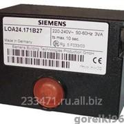 Автомат горения Siemens серии LOA фото