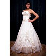 Свадебное платье Золотистое мерцание