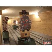 Стрельба, пристрелка, пневматического оружия фото