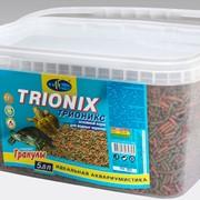 Трионикс - корм для водных черепах (5,8 л/1,58 кг) фото