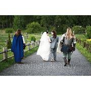 Похищение на свадьбе: рыцари, пираты, спецназ! фото