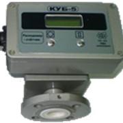 Расходомер счетчик электромагнитный Куб-5 фото