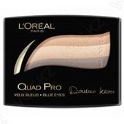 Тени для век Лореаль Quad Pro фото