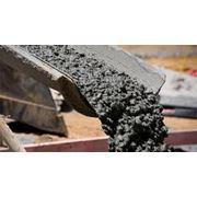 Доставка и прокачка бетона. фото