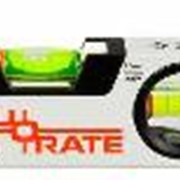 """Уровень ЗУБР """"ACURATE 2"""" литой алюминиевый, фрезерованный, эргономичная рукоятка, 3 ампулы, 80 см. Артикул: 34592-080 фото"""