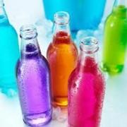 Напитки безалкогольные. фото