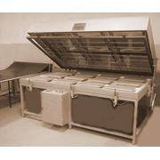 Ваккумный ламинатор ПВХ 1400х2500мм фото